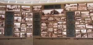 The Heritage Wall