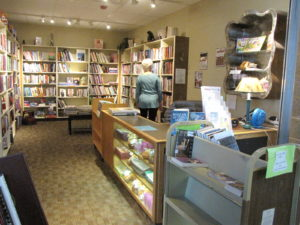 The Second Story Books Bookstore
